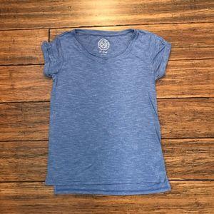So Soft Top Blue T-shirt